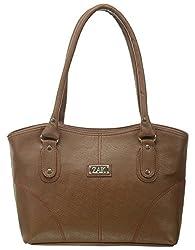 Zak Women's Handbag (Brown, ZWC103)