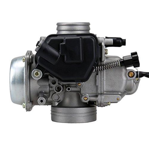 Ridgeyard Replacement Carbu Carburateur Carburetor for Honda 300 TRX300FW FOURTRAX Kawasaki KLF300 BAYOU Carby Honda TRX 350 Rancher Carb 2000-2006 (Carburetor For Bayou 300 compare prices)