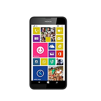 Nokia Lumia 638 (Black)