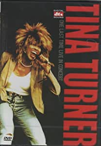 Tina Turner: One Last Time Live In Concert Wembley Stadium [DVD]