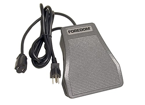 Control, Variable Speed, Foot Pedal, Cast Iron, SR, L, 3 Pro - C-SCT-1 (Foredom Foot Control compare prices)