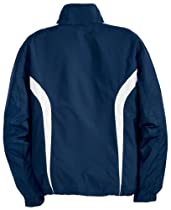 Sport-Tek - Colorblock Raglan Jacket. JST60 - XXXXXX-Large - True Navy / White