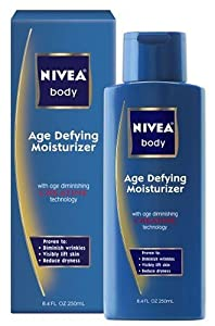Nivea Body Age Defying Moisturizer, 8.4 fl oz (250 ml)