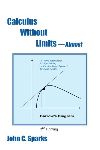 Calculus Without Limits