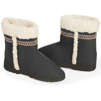 Cheap Isotoner Women's Microsuede Slippers , Size 8.5-9M (B00805QTW0)