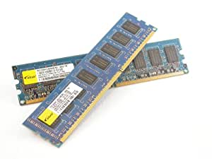 Elixir DDRAM 1024MB PC400 ELIXIR CL3 - Memoria