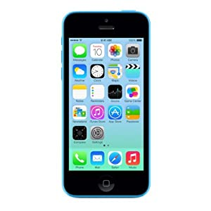 Apple iPhone 5c (Blue, 16GB)