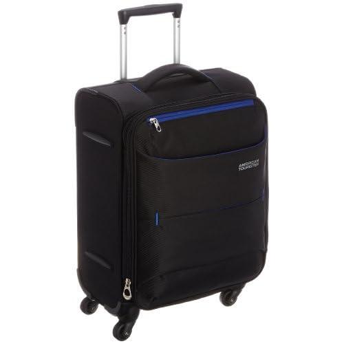 [アメリカンツーリスター] AmericanTourister TROPICAL  /  トロピカル スピナー55cm (スーツケース・キャリーケース・トラベルバッグ・機内持込・TSAロック装備・大容量・軽量・ジッパー・保証付)