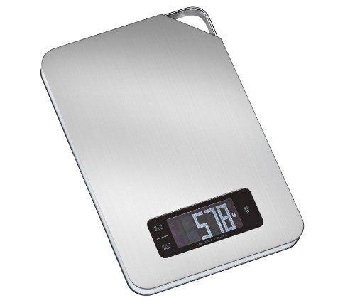 Zassenhaus 73300 Style Balance numérique en acier inoxydable