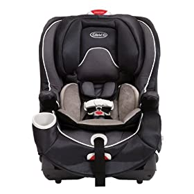 Graco Smartseat All In One Car Seat Rosin Strollers