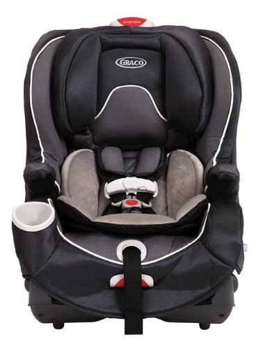 Graco SmartSeat All-in-One Car Seat, Rosin