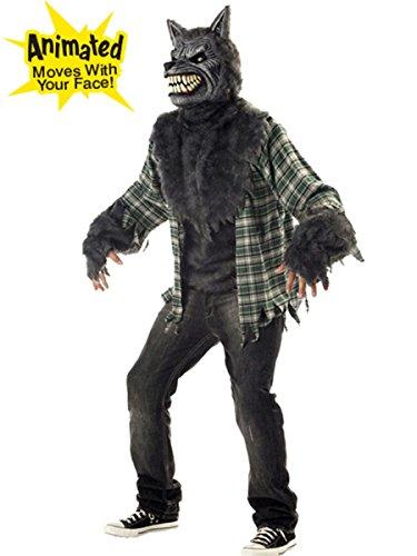 Full Moon Madness Werewolf - Adult Costume - Costume Ideas