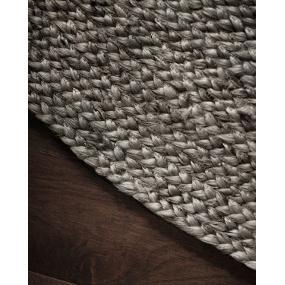 Anji Mountain Jute Area Rugs are expertly hand loom-woven