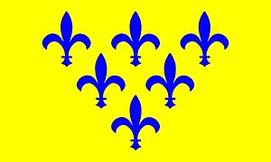 Amazon.com : Duchy of Parma Flag 20x30cm   8x12in for Diplomat-Flags