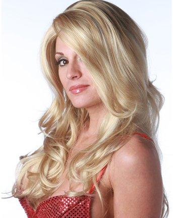 Siren Blonde/Light Blonde Premium Wig
