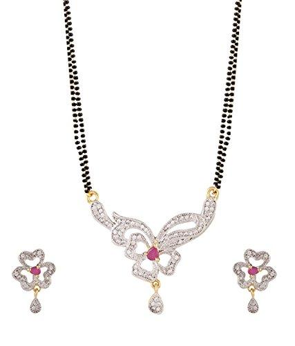 American Diamond, CZ, Mangalsutra