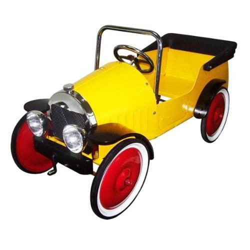 Antique Toy Pedal Car Parts