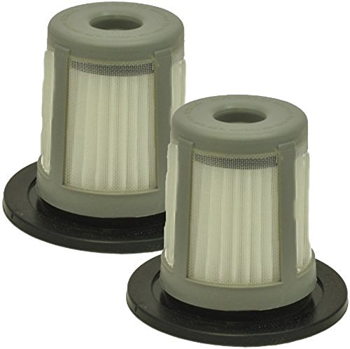 Shark Euro-Pro (2 Pack) Fantom Filter, Hepa Stick Vac EP601 EP600/F # EU-18075-2pk (Shark Ep601 Filter compare prices)