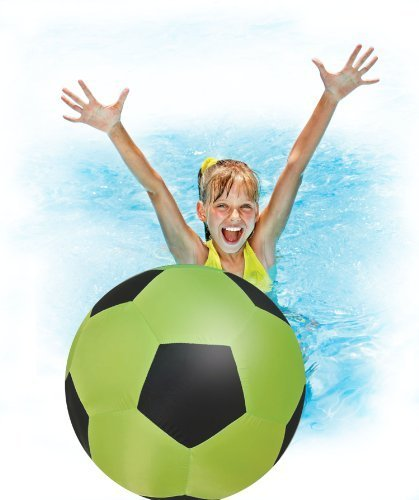 Y'all ball 32-05 32″ Green/Black Soccer NEON Y'all by Y'all ball online bestellen
