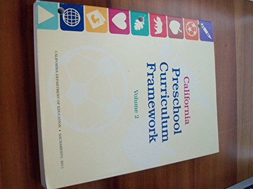 ca preschool curriculum framework california preschool curriculum framework volume 2 262