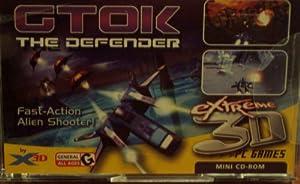 GTOK The Defender Extreme 3D PC Game (Mini CD-ROM)
