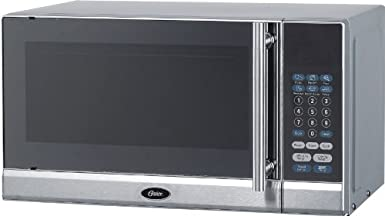 Oster OGG3701 0.7 Cu. Ft. Stainless Steel Countertop Microwave by Oster