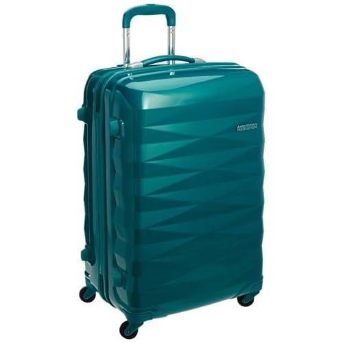 [アメリカンツーリスター] AmericanTourister Crystalite / クリスタライト スピナー 69 (69cm/70L/4.1Kg) (スーツケース・キャリーケース・トラベルバッグ・TSAロック装備・軽量・大容量・ファスナー・保証付)
