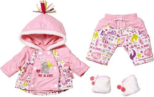Zapf Creation 819289 - Baby born Deluxe Schnee Set