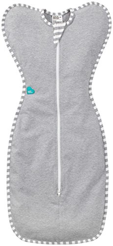 Love To Dream Swaddle Up Original - Gray - Medium 13-18.5 lb 6-8.5 kg
