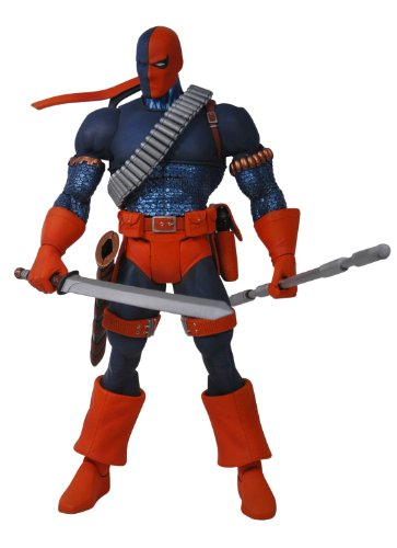 Picture of Mattel DC Universe Classics Deathstroke All Star Collector Figure (B003ZX7H7S) (Mattel Action Figures)