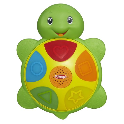 Playskool Elefun & Friends Shapes 'n Colors Turtle Toy