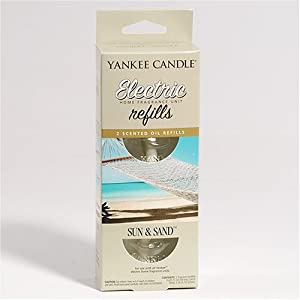 Yankee Candle Sun & Sand Electric Home Fragrancer Refill