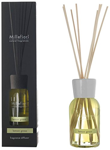 Millefiori Raumduftdiffusor Lemon Grass 100ml 7MDLG