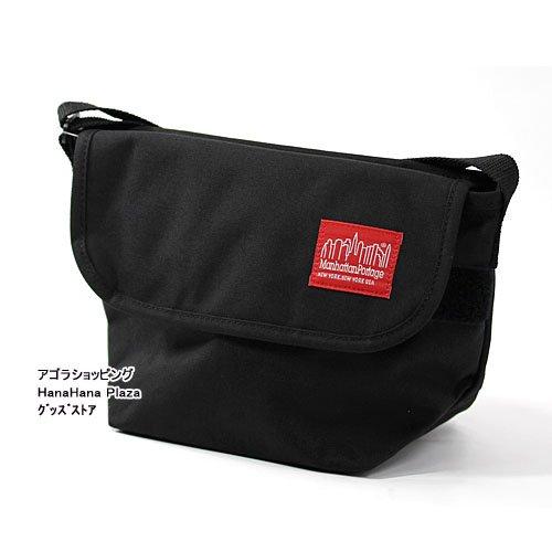 マンハッタンポーテージ メッセンジャーバッグ(XXS) 1603 ブラック NYLON MESSENGER BAG JR(XXS) ManhattanPortage