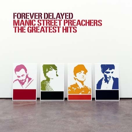 Manic Street Preachers - Forever Delayed/Dbs - Zortam Music