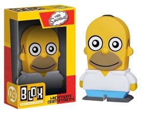 Funko Homer BLOX - 1