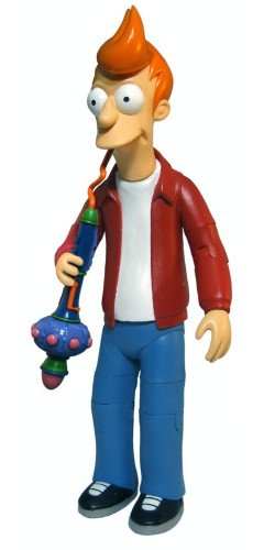 Futurama Toynami Series 1 Action Figure Fry (Futurama Fry Toy compare prices)