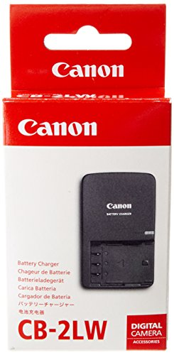 Canon CB-2LW Battery Charger (For NB-2L and NB2LH Batteries)