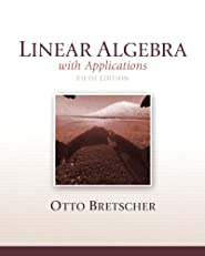 Linear Algebra with Applications (2-Download) (5th Edition) (Featured Titles for Linear Algebra (Introductory))