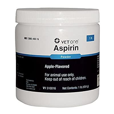 Aspirin Powder Apple Flavored Extra Strength 1 Pound