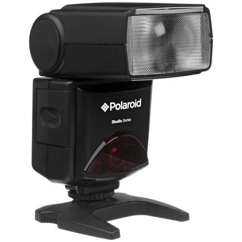 Polaroid PL-144AZ Studio Series Digital Power Zoom TTL Shoe Mount AF Flash With LCD Display For The Olympus Evolt PEN E-P2, PEN E-PL1, E-PL2, E-30, E-300, E-330, E-410, E-420, E-450, E-500, E-510, E-520, E-600, E-620, E-1, E-3, E-5 & For The Panasonic Lumix DMC-G1, DMC-GH1, DMC-GH2, DMC-L10, DMC-GF1, DMC-GF2, DMC-G10, DMC-G2 Digital SLR Cameras