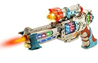 Techege Toys Fun Toy Gun with Colorfu…
