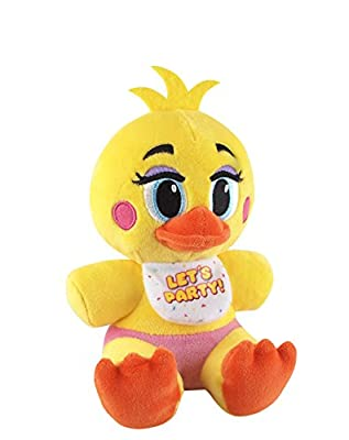 """Funko Five Nights at Freddy's Toy Chica Plush, 6"""" from Funko"""