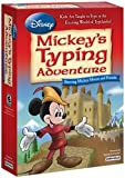 DISNEY: MICKEY\'S TYPING ADVENTURE (WIN XP,VISTA,WIN 7,WIN 8)