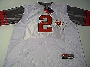 Terrelle Pryor Signed Jersey - PAAS COA OSU - Autographed College Jerseys by Sports Memorabilia