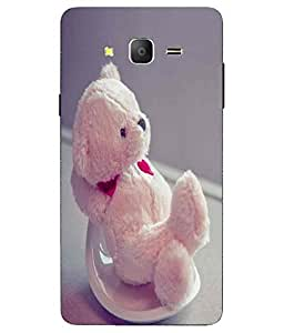 Make My Print Printed Back Cover for Samsung Galaxy ON 7
