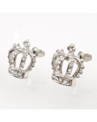 silver-crystal-crown-stud-earrings-very-pretty-girly-juicy-couture-vivienne-westwood-style
