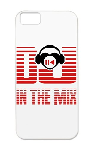 Sounds Jazz House Party Headphone Classic Jazz Sound Rock Dancer Music Hiphop Music Dance Pop Metal Disco Records Headphones Dj Country Birthday Rock`Nroll R&Amp;B Fun Rock And Roll Red Tpu For Iphone 5C Dj_Mix Cover Case