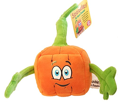 Spookley the Square Pumpkin Plush Toy - 1
