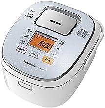 パナソニック 大火力おどり炊き IHジャー炊飯器 5.5合 スノーホワイト SR-HX104-W